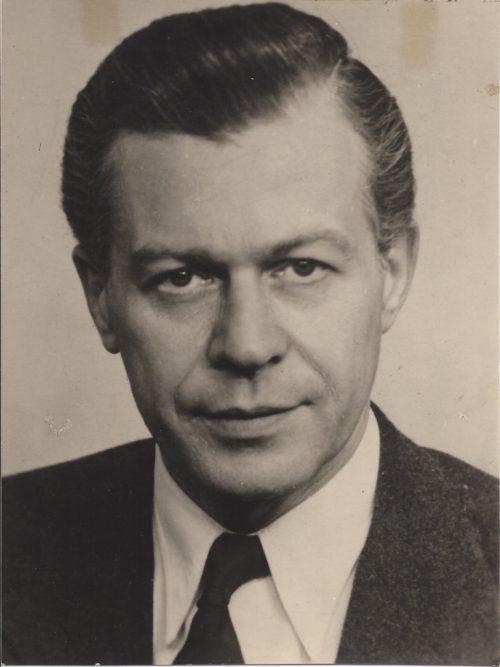 <p>Heinz Lichtenstern</p>