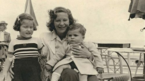 Rodzina Heidi Fishman – Margret Lichtenstern zsynem Robbiem icórką Ruth
